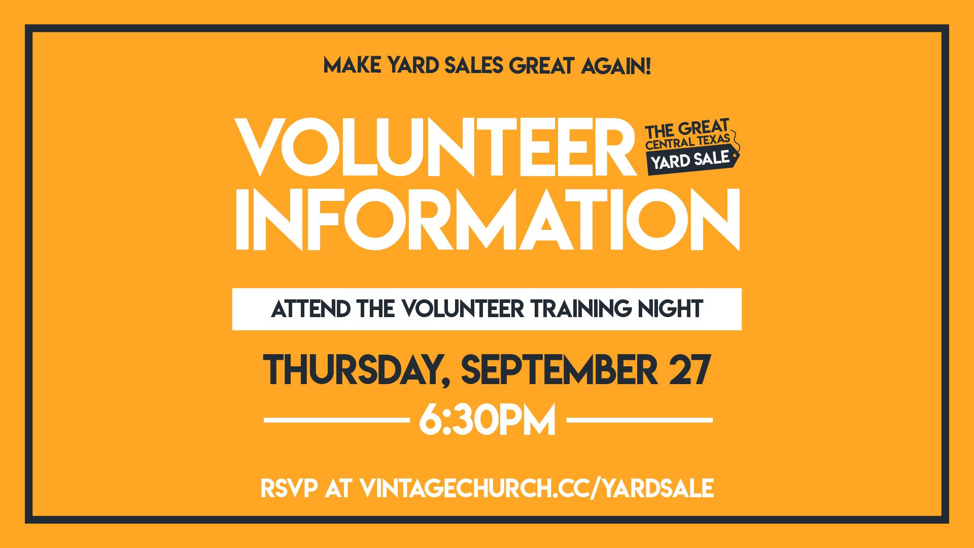 The Great Central Texas Yard Sale - Volunteer Slide.jpg