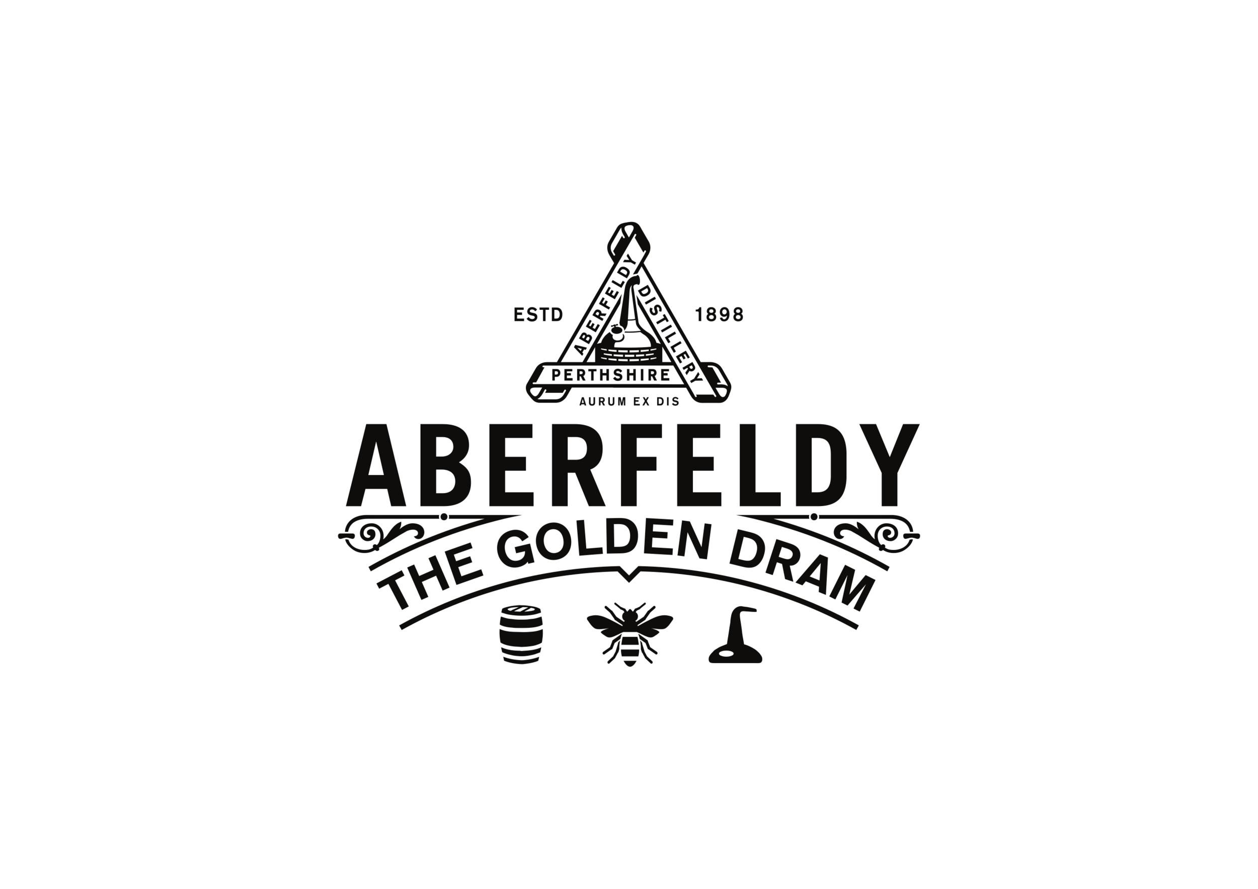 Aberfeldy_GD_Logo_Lockup_Hallmarks_Medium_Black (1) - Her Whisky Love.png