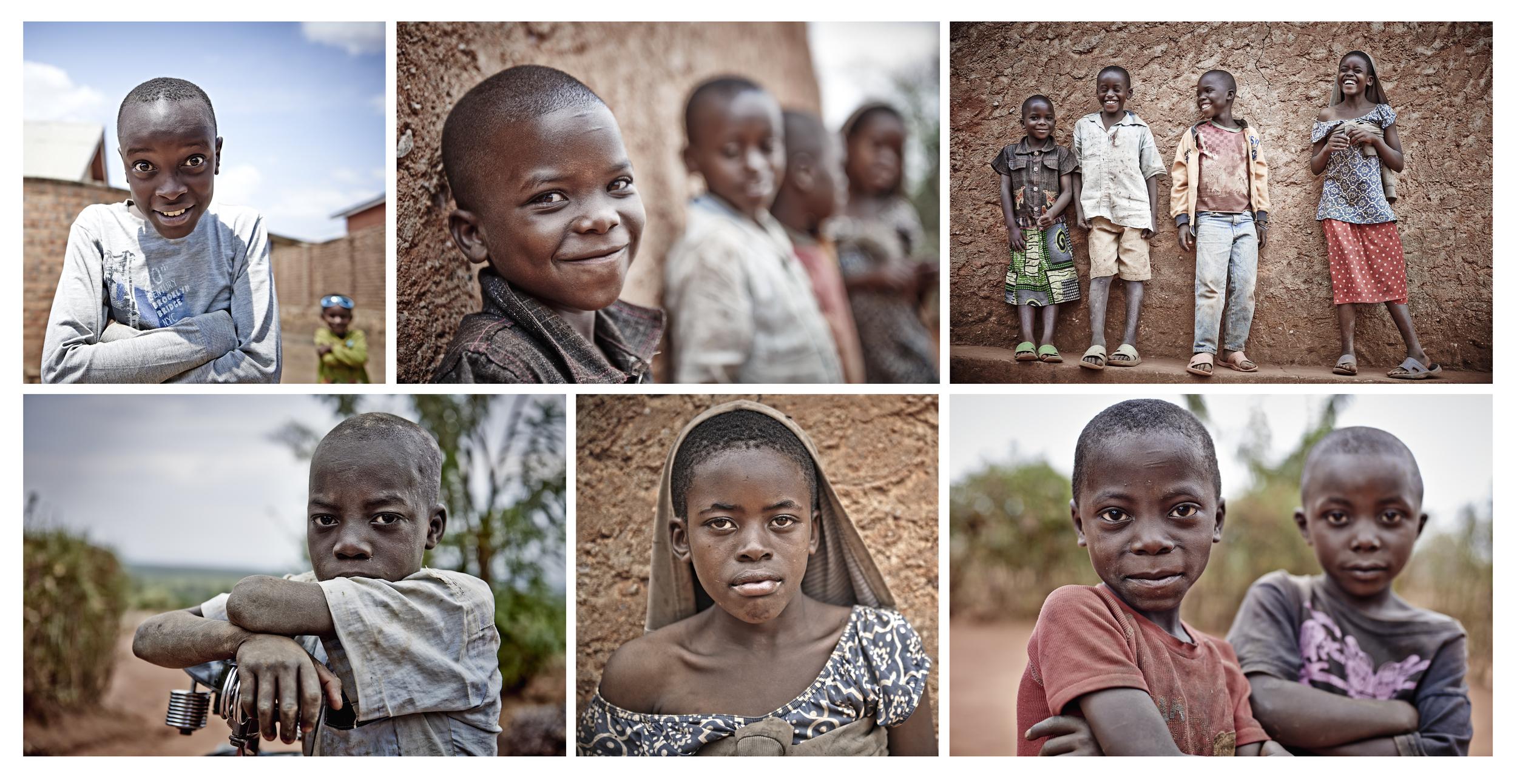 Kids of Ruanda