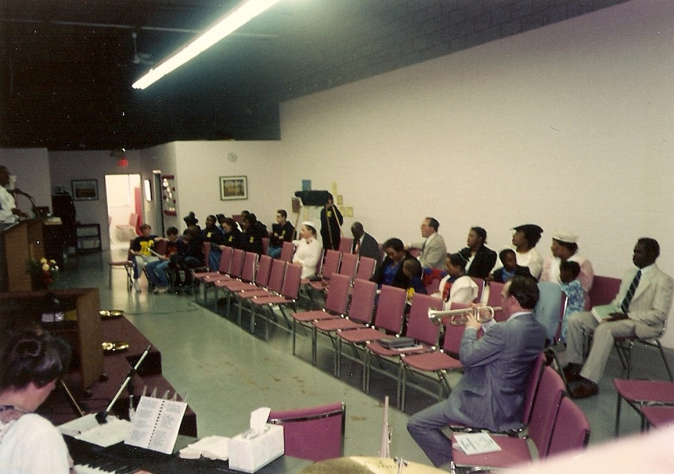 PLC 768 Westney Rd. S. (Old location) - 1992