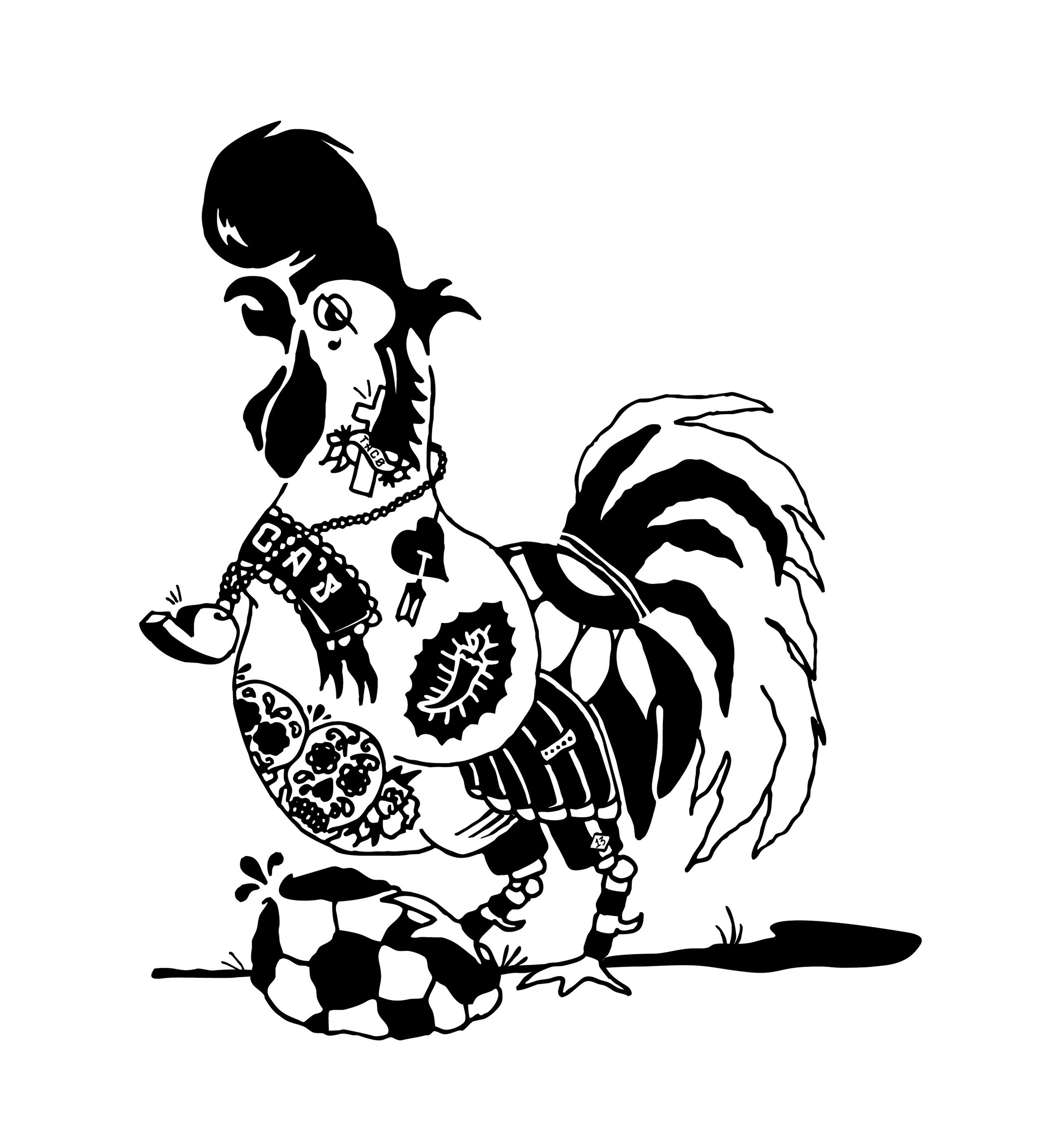 soccer-rooster-picas-design