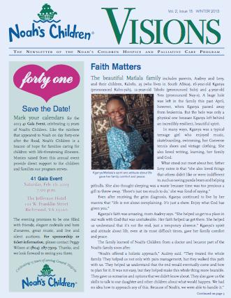 VISIONS - Winter 2013 (932k, PDF)