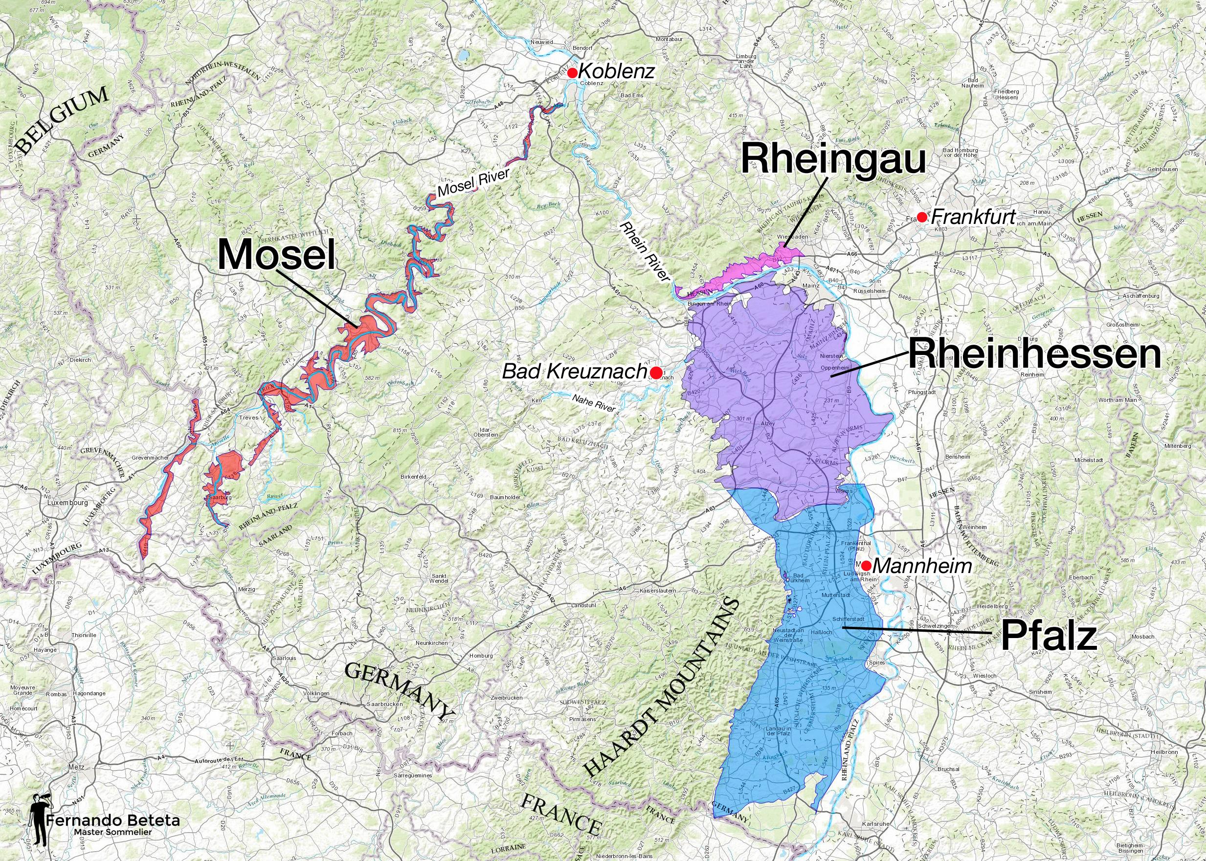 Germany - Rhein Valley