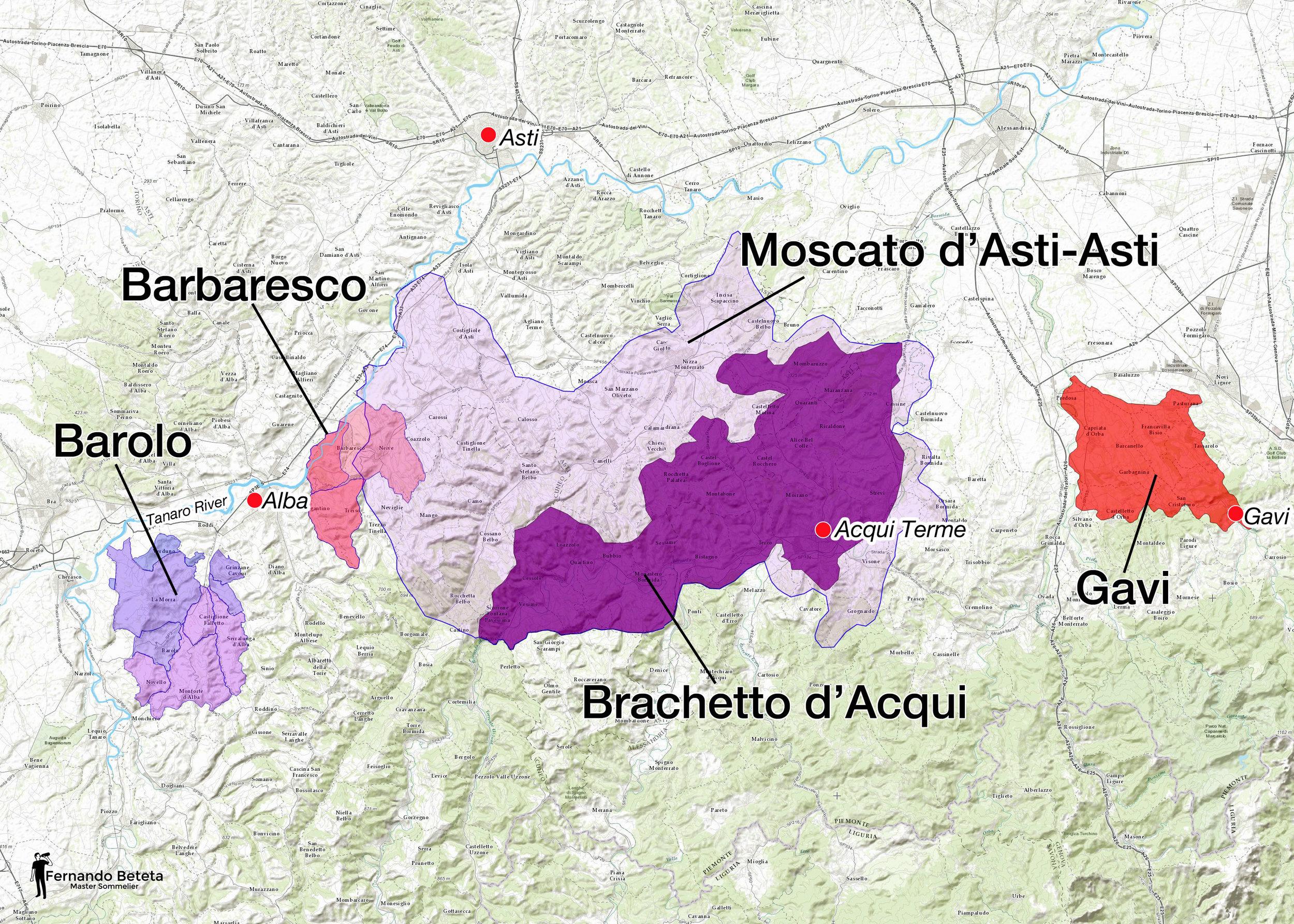 Italy - Piedmont