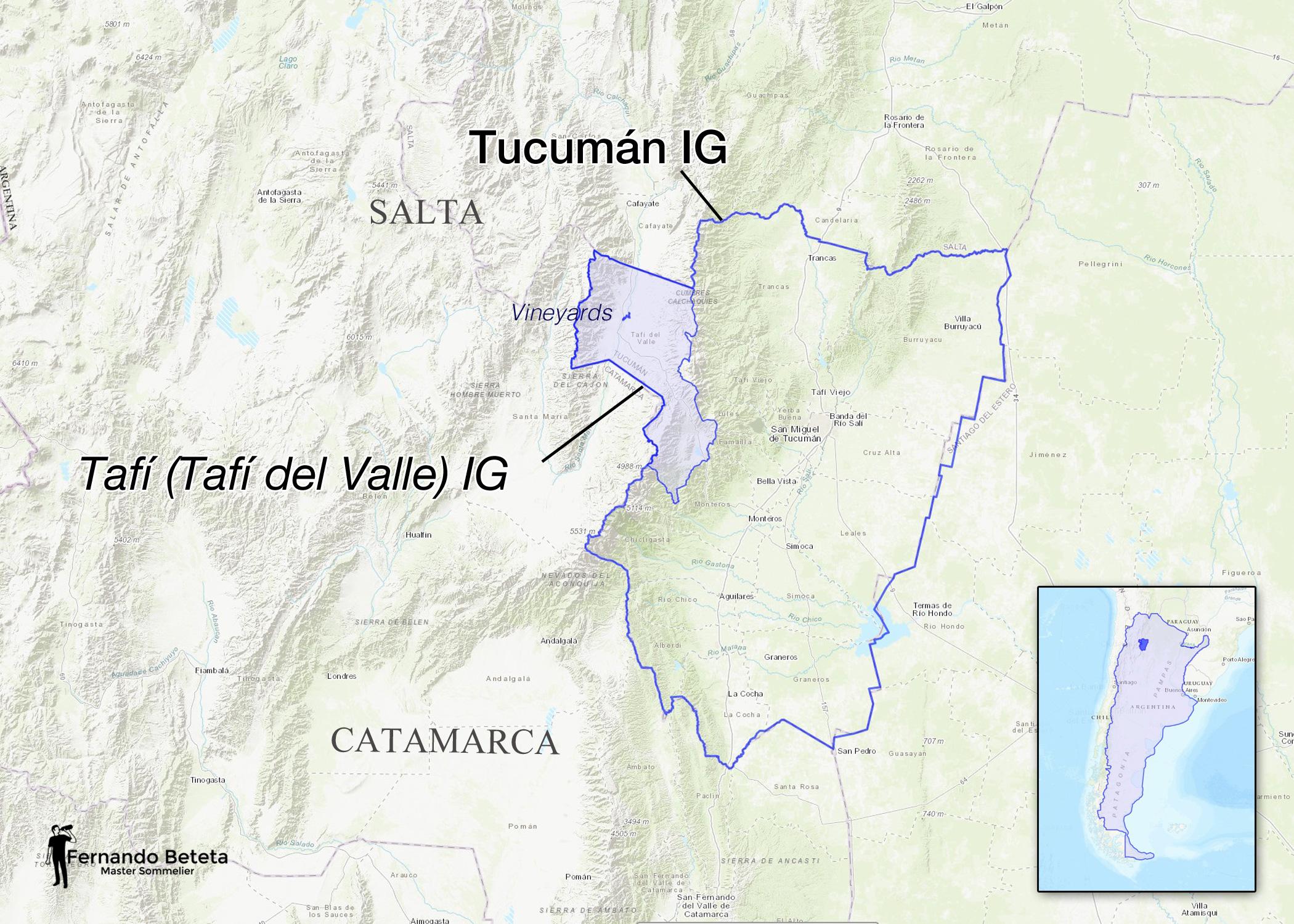 Argentina - Tucumán