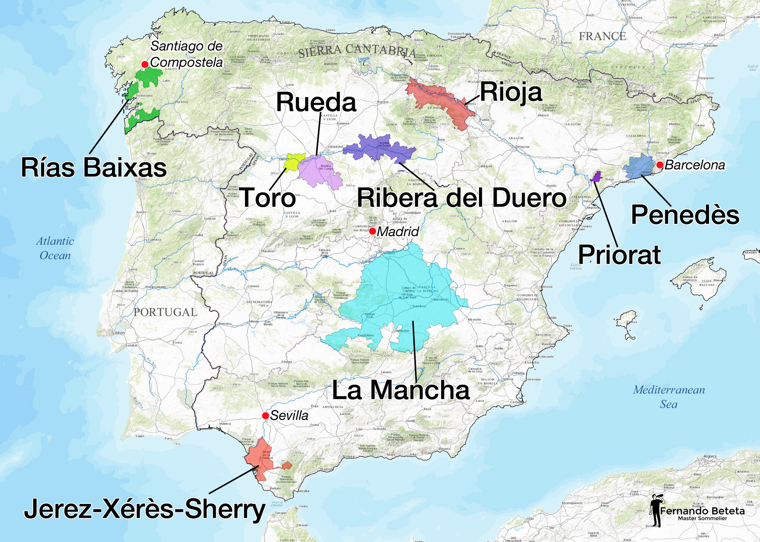 Spain - Overview