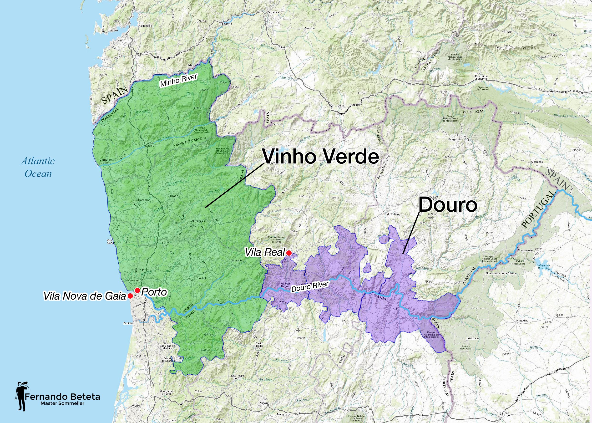 Portugal - North