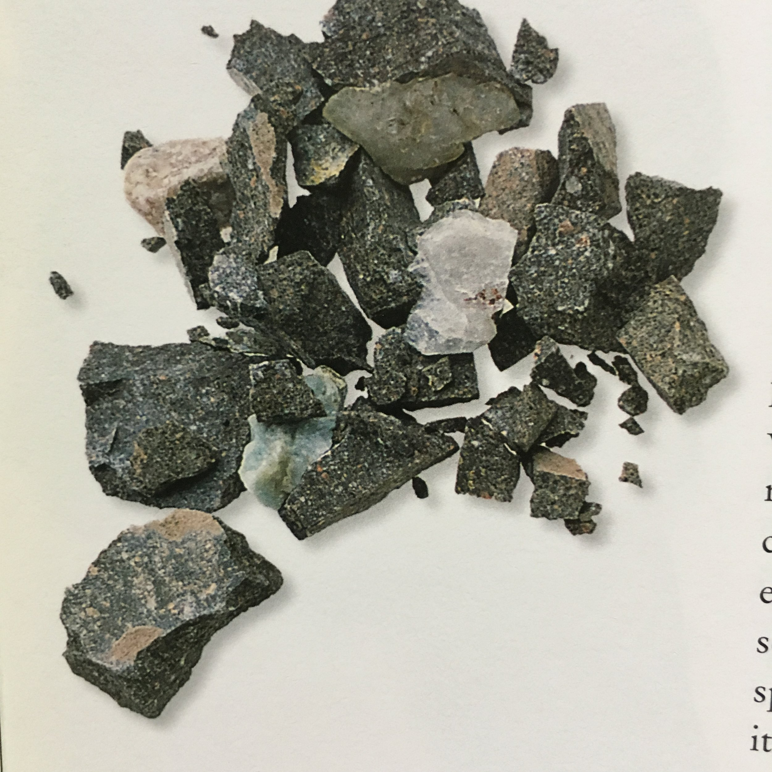 Porphyry and minerality
