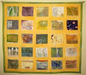 Wall quilt © Kit Eastman and Barbara Harman2006