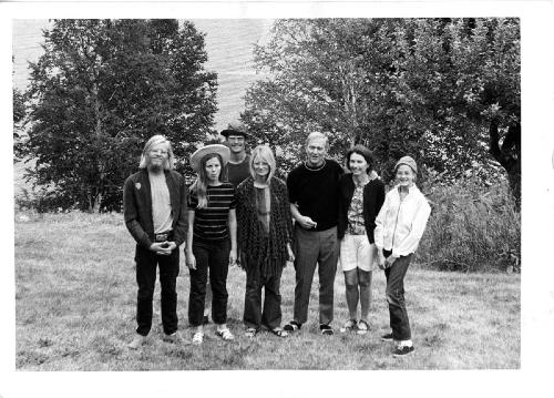 my family in 1970