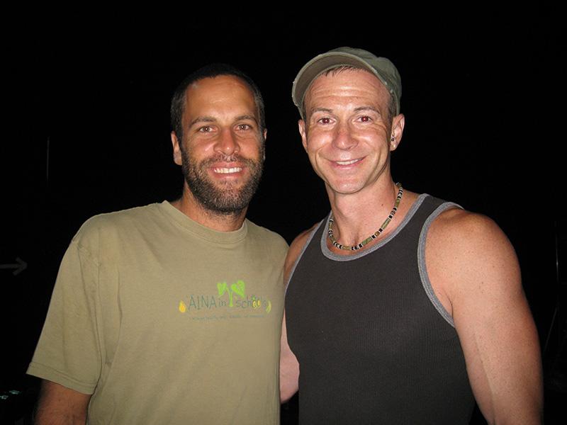 Michael and Jack Johnson, Honolulu
