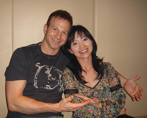 Michael and Keiko Matsui, Tokyo