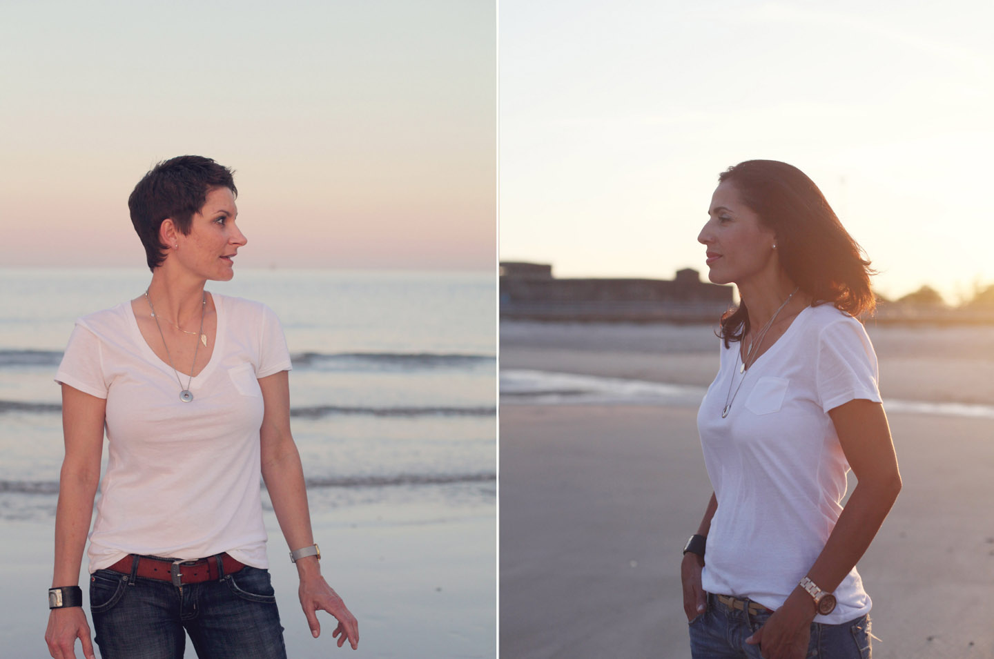 Richmond Fort Monroe Virginia Lesbian Wedding Photographer Engagement Session Marriage Equality