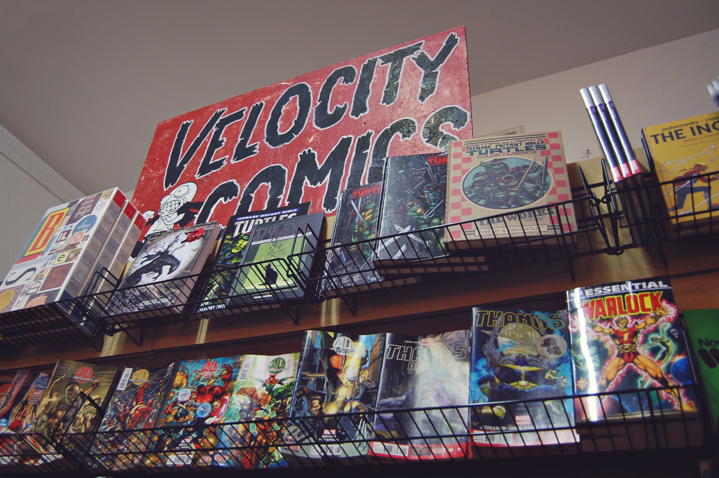 velocity comics Richmond VA