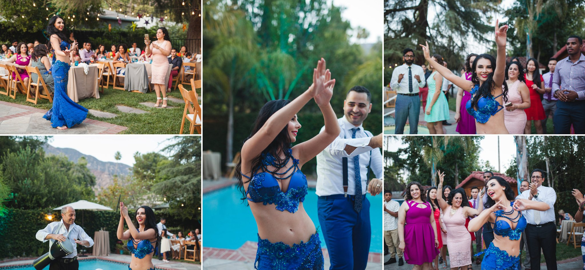 Feminist Wedding Photography Carly Romeo Photography Richmond VA Destination Altadena California Belly Dance Egyptian Dominican Drums Dancing
