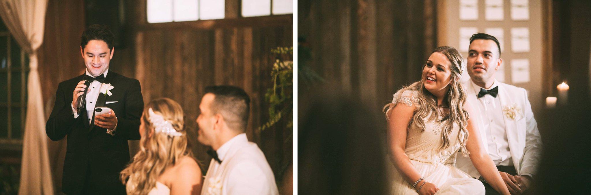 New Year's Eve Feminist Brazilian Wedding Photography Seattle Washington Carly Romeo Photography Richmond VA Best Man Toast Laugh