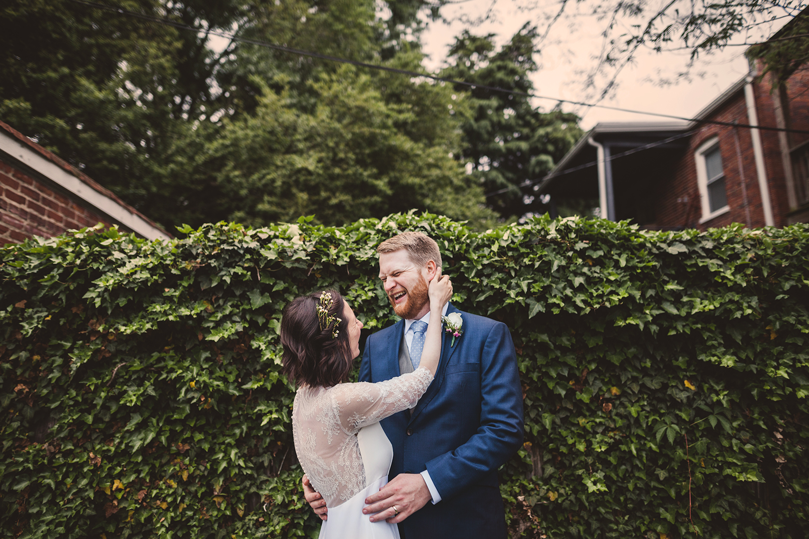 The pictures are exactly what we wanted. Not a single cliché pose, but a huge number of really excellent shots that really captured the mood of the day. We keep finding new favorites when we go back and look. Highly, highly recommended. - - SAM A.