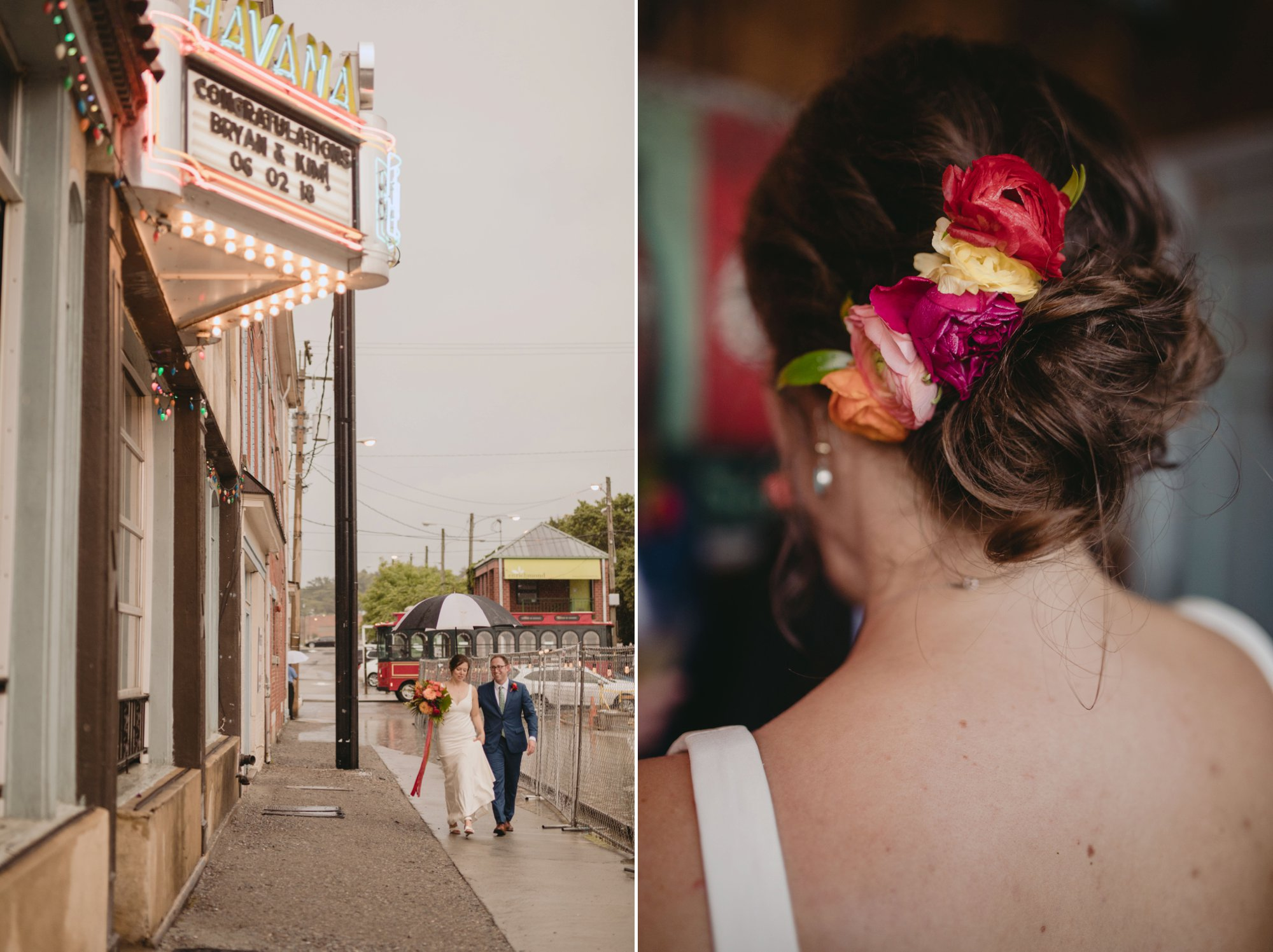 richmond virginia wedding havana 59. Shockoe bottom and florals