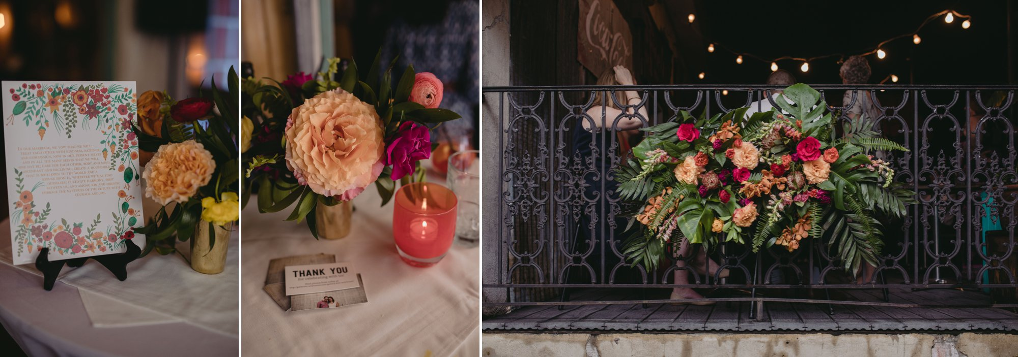 richmond virginia wedding havana 59.Reception florals