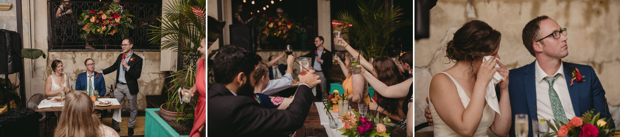 richmond virginia wedding havana 59. Toasts.