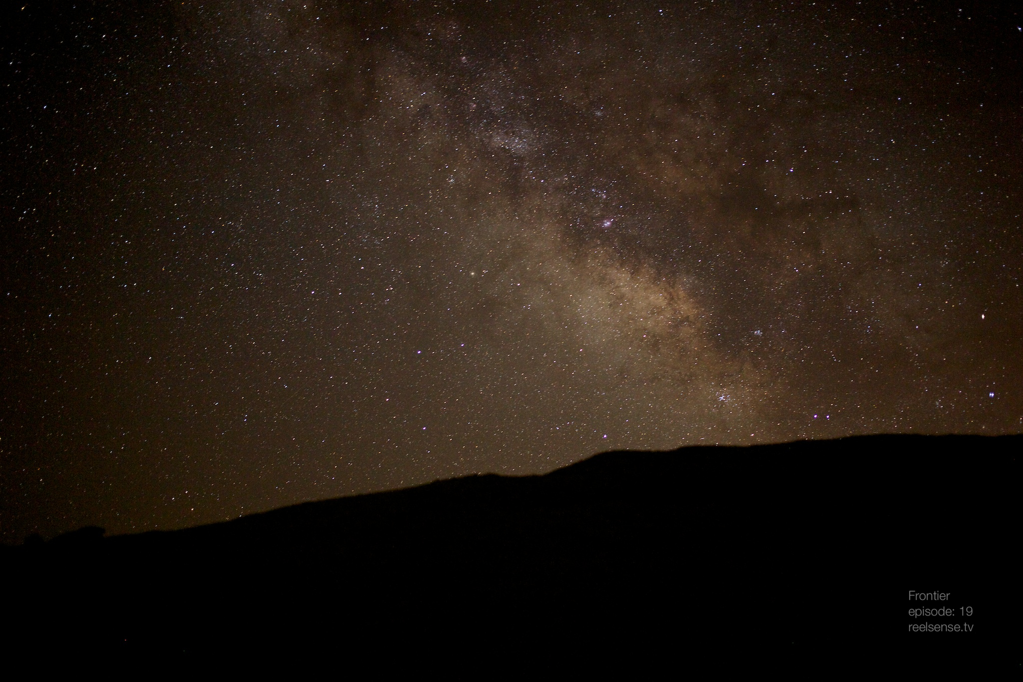 Joshua Tree - Milky Way galaxy
