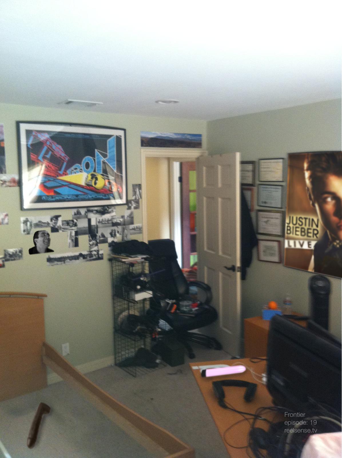 Richards room after photoshop