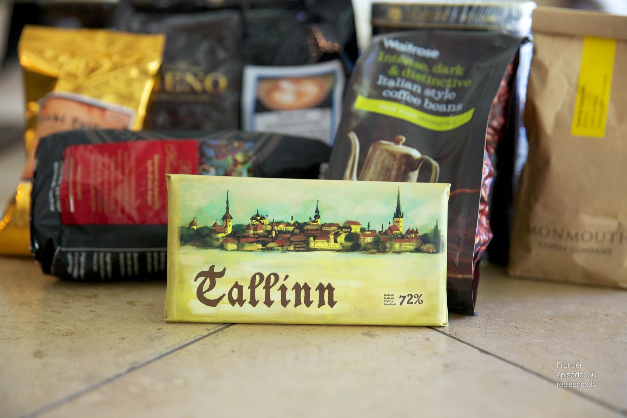 Tallinn 72% Cocoa - Estonia