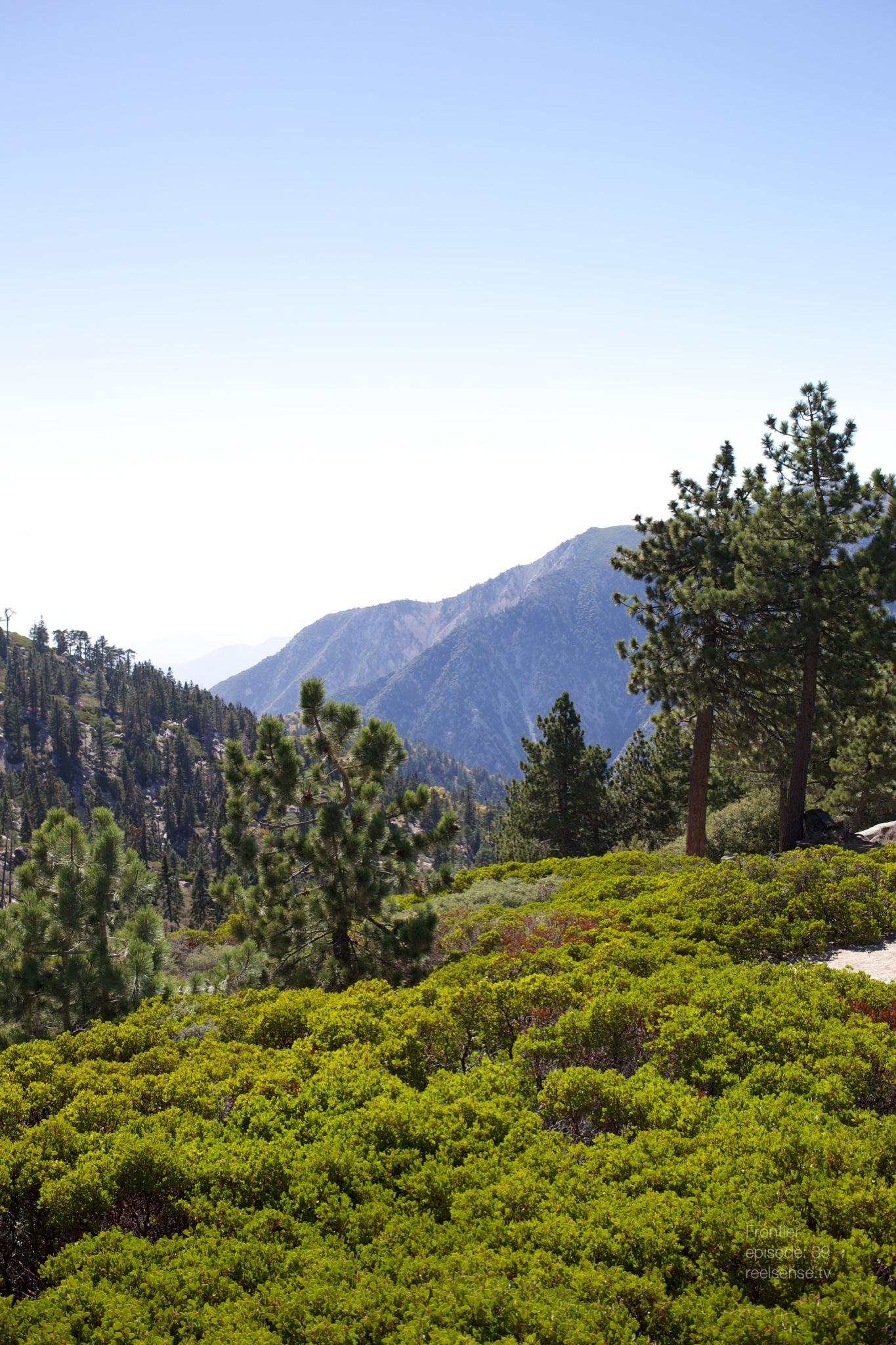 Big Bear, CA - Altitude 2360 m or 7744 ft
