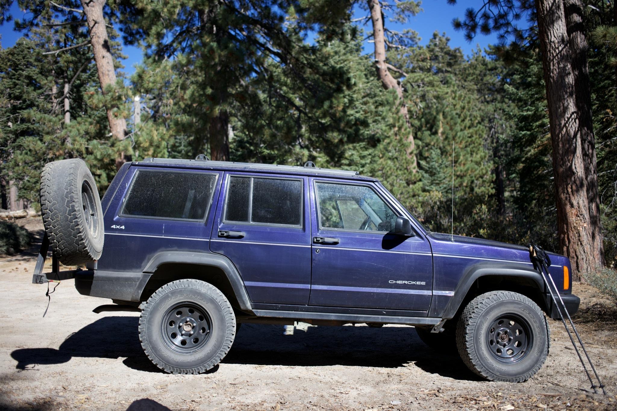Big Bear, CA - Jeep