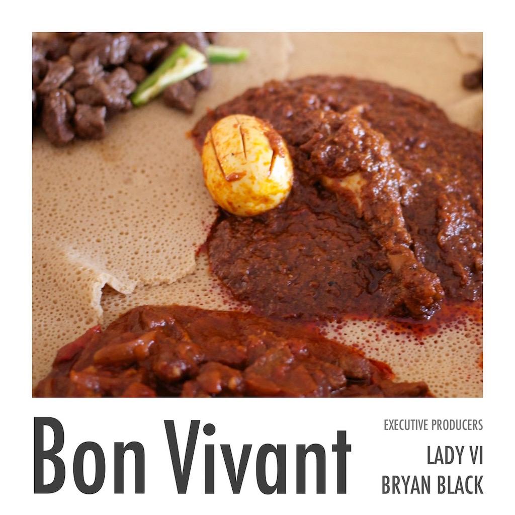 Bon Vivant Podcast - Album Art
