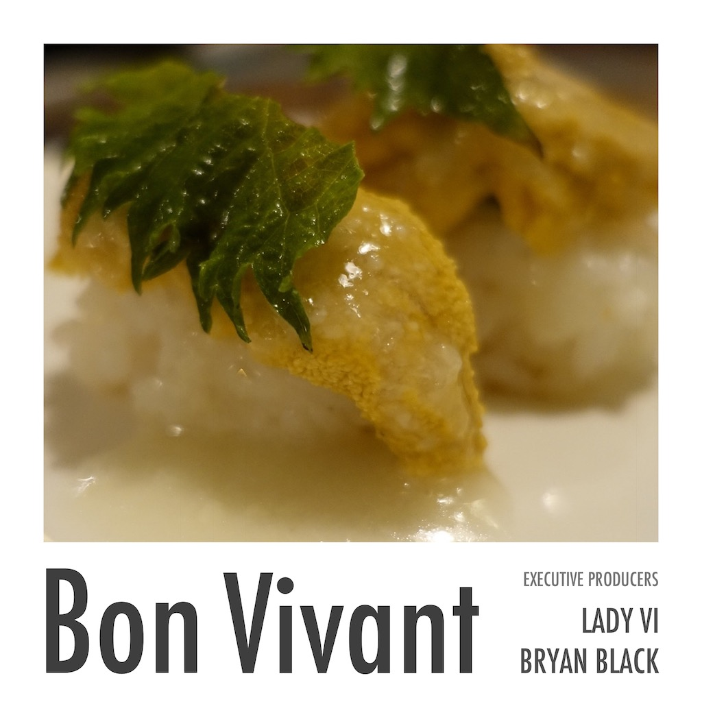 Bon Vivant podcast episode 3 album art