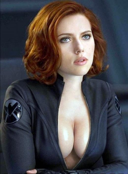 Relevant - Scarlett Johansson