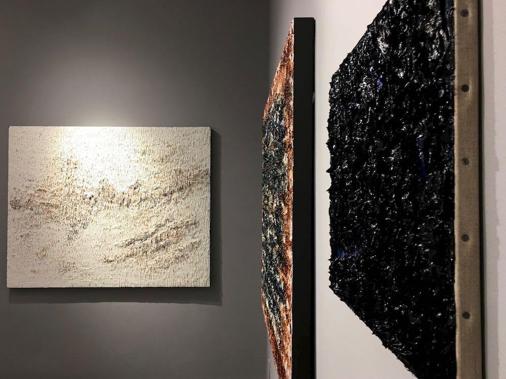 Expo Solo Abstractions musicales par Louis-Bernard St-Jean