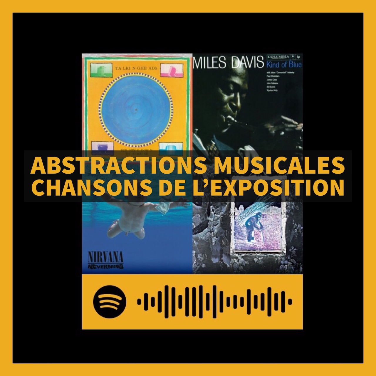 Abstractions Musicales - Compilation Spotify