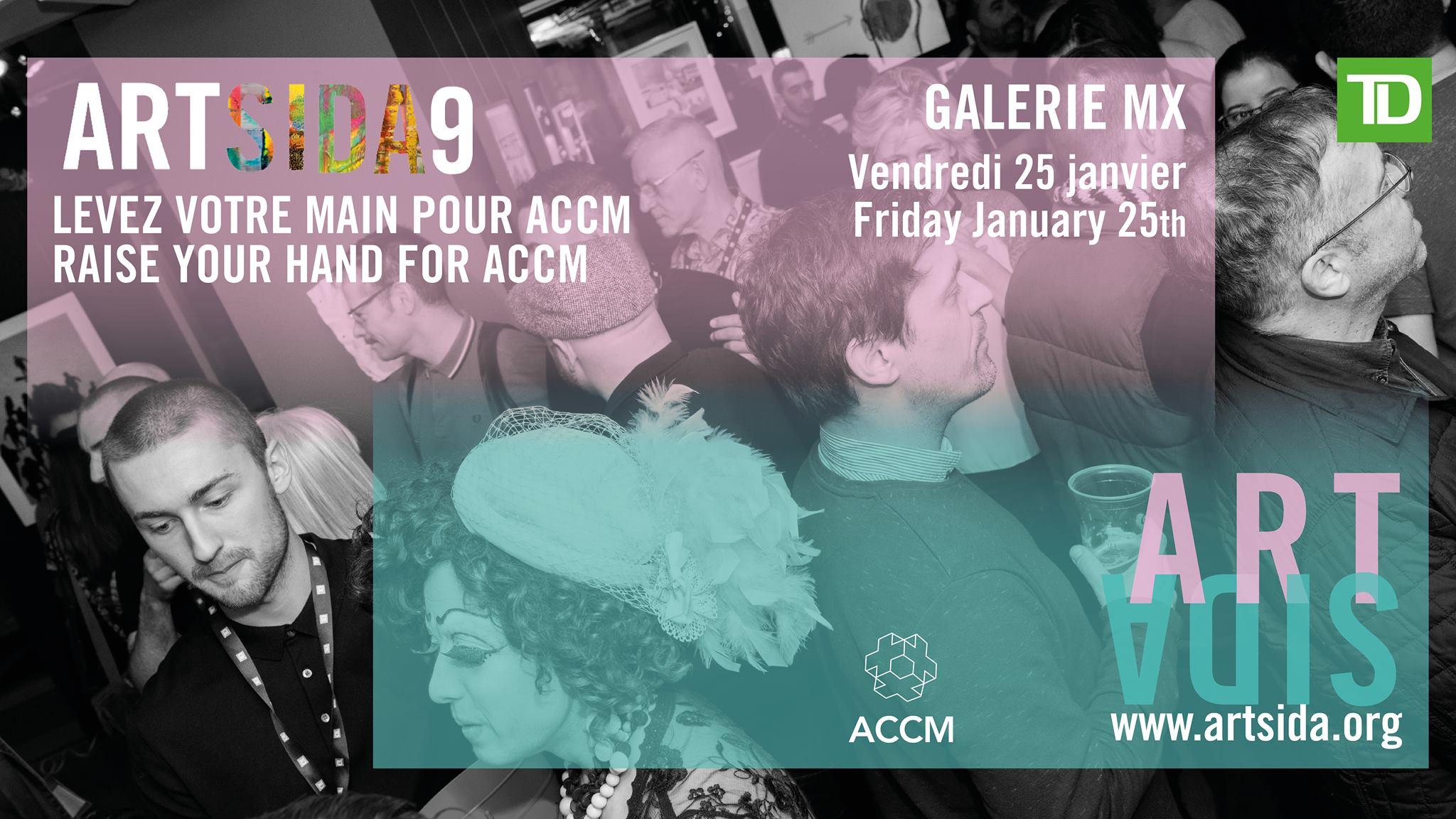 Artsida9 — Vernissage le vendredi 25 janvier 2019 à la Galerie MX, Montréal QC