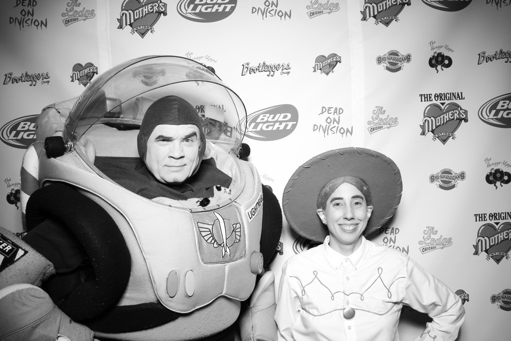 Buzz Lightyear and Woody Halloween costumes!