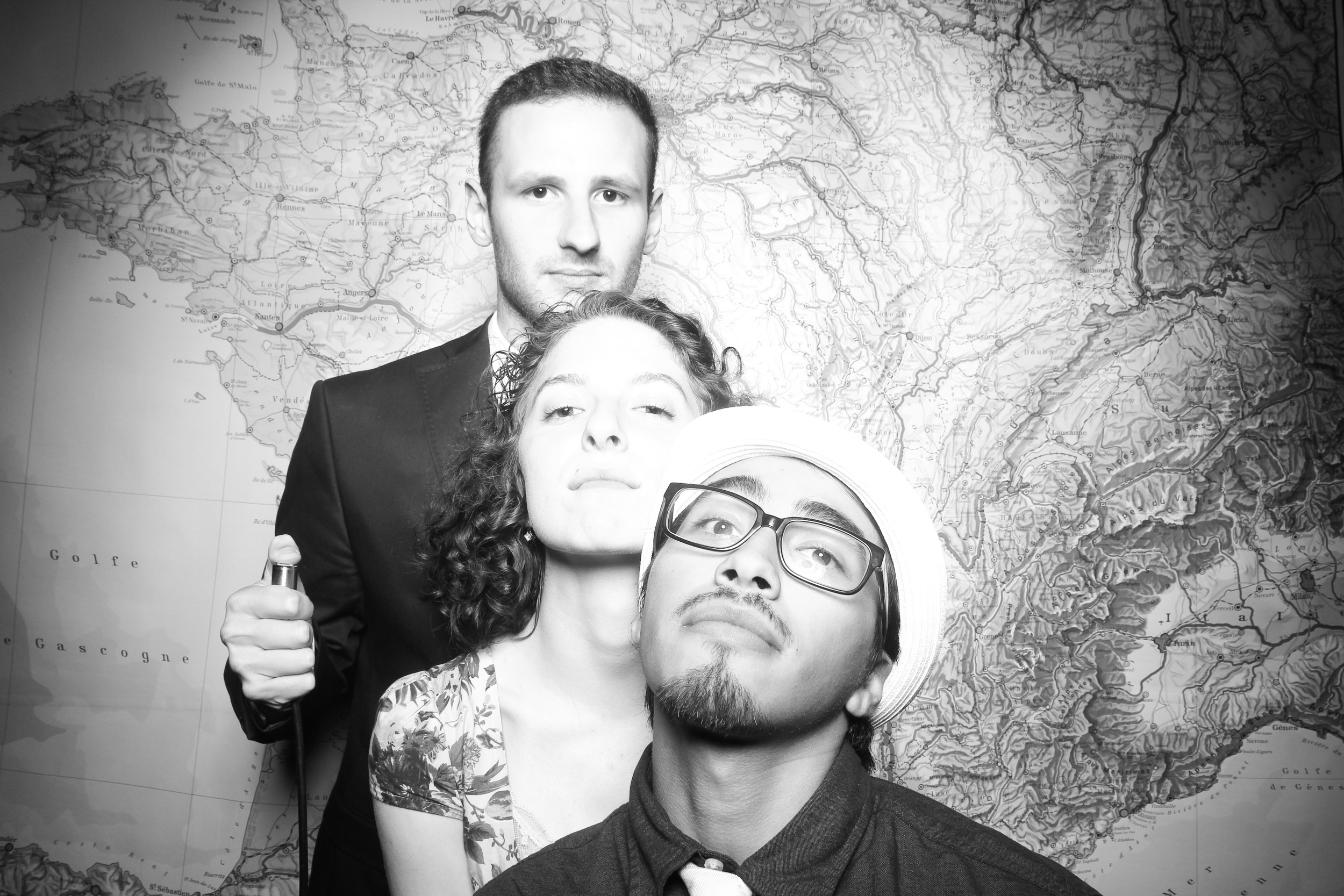 Another fun Fotio photo booth picture at the Adler.