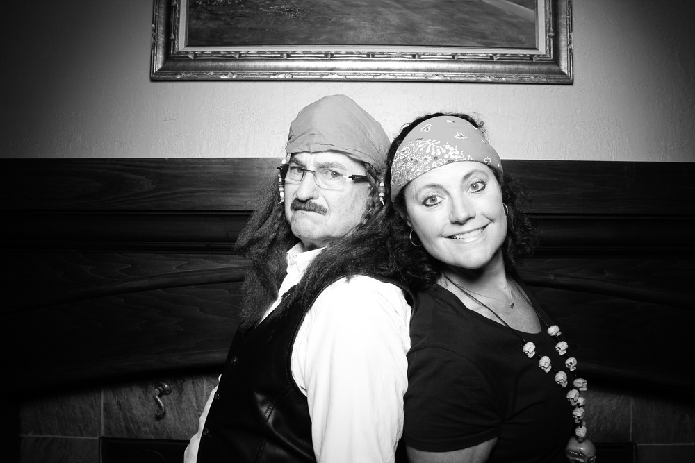 Pirate Party Photo Booth Chicago