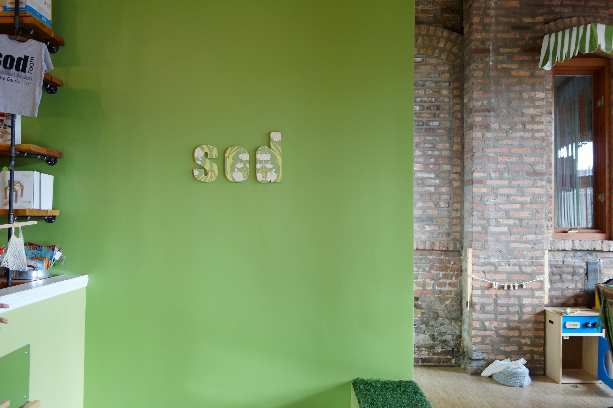 Sod Room