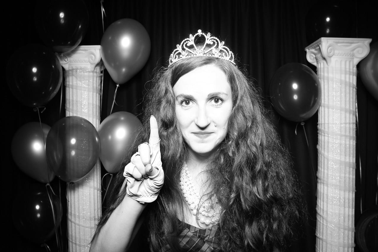Prom Queen costume