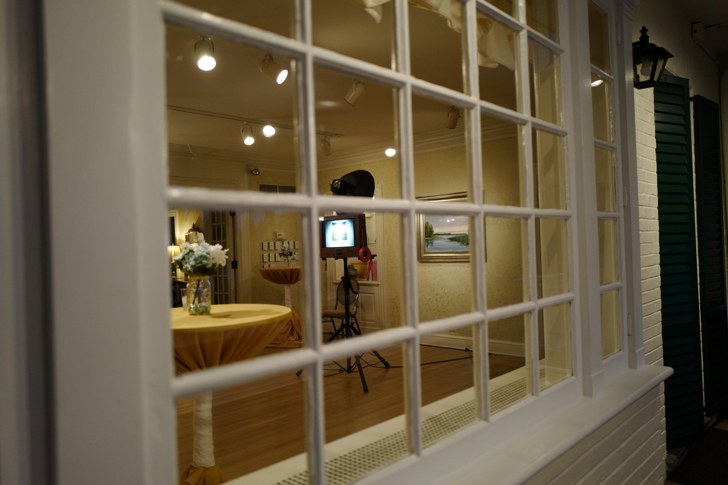 "The Danada House ""Living Room"""