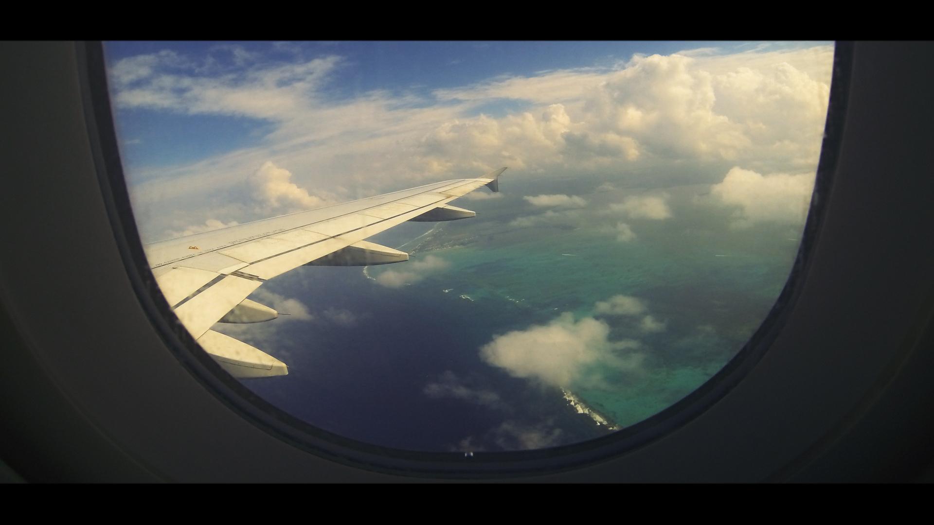 Flight 766 | GCM-JFK in 2 minutes