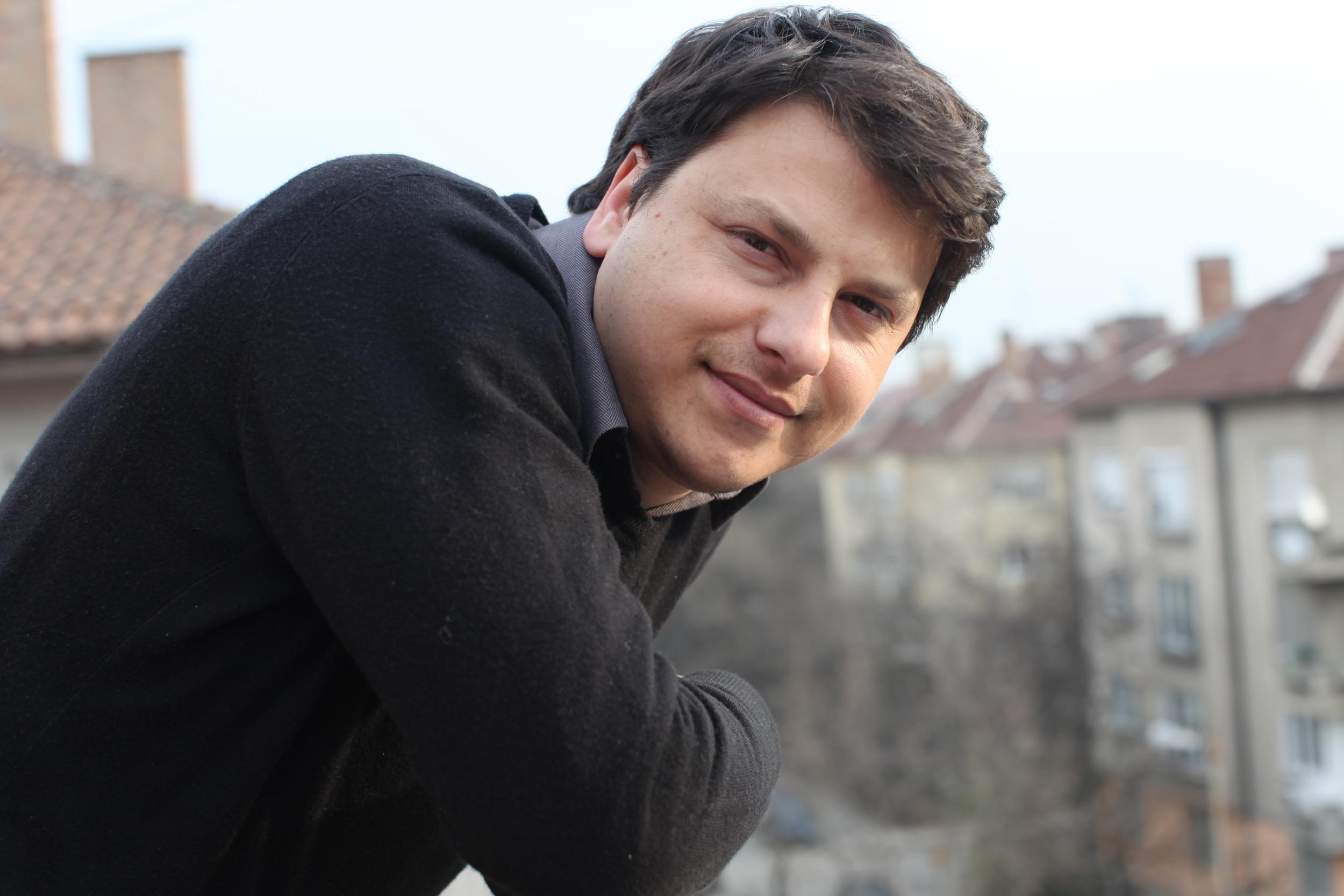 Димитър Паскалев  Архитектоника Студио