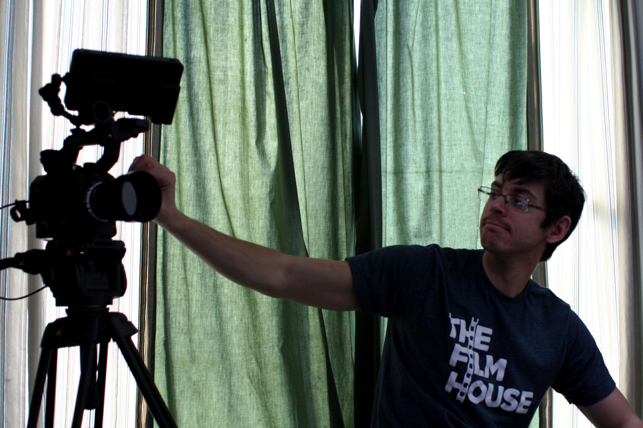 Director of Photgraphy: Mark Johnson (Filmscape)