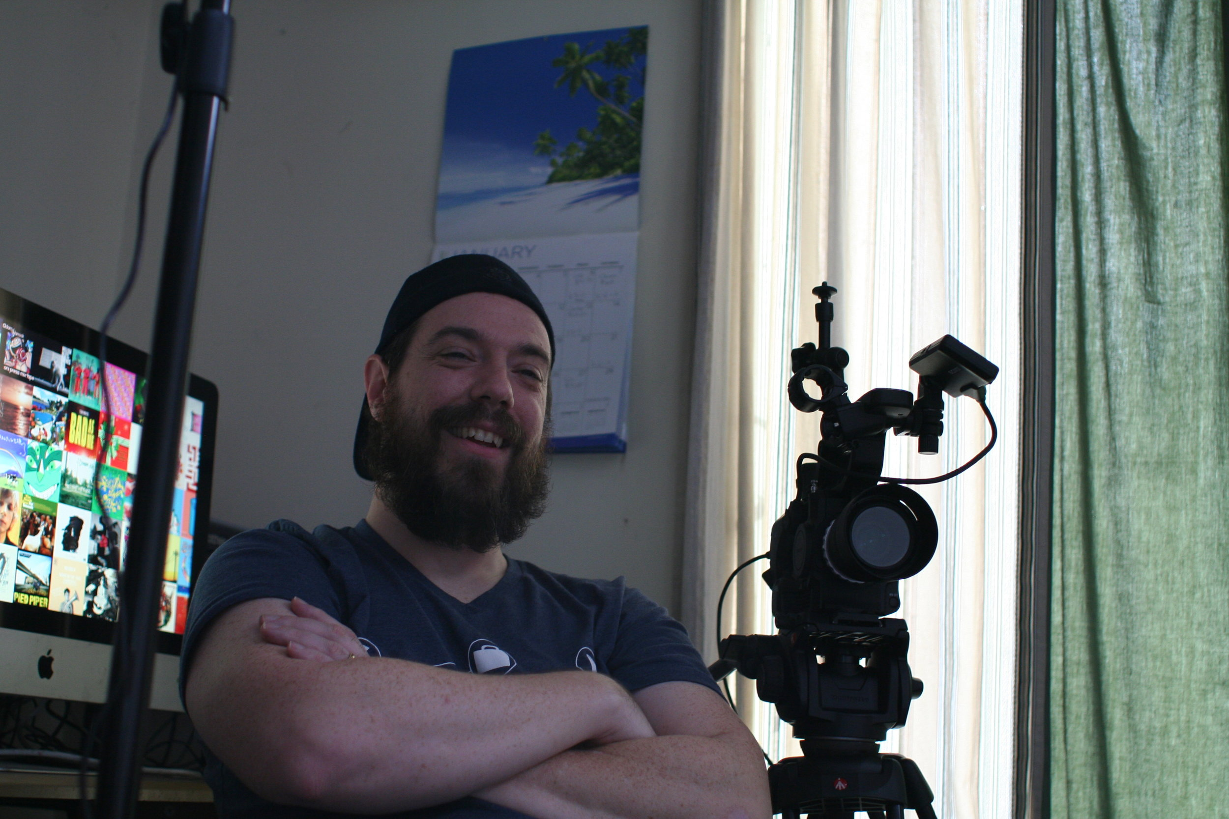 Producer, Director, Sound Mixer: Adam Daughhetee