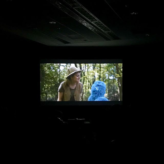 Forest Adventure at Awesome Con Film Festival went over well with the crowd. It's a good feeling.