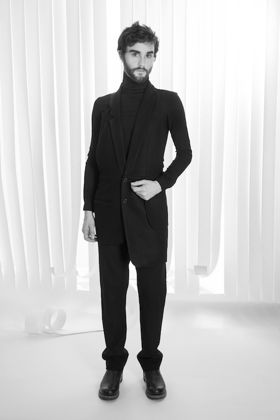 Love_is_stronger_Esther_Perbandt_men_Black_waistcoat_deconstructed_top_turtleneck_photo_birgit_kaulfuss.jpg