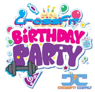 CrossFit Cobalt - Birthday Parties
