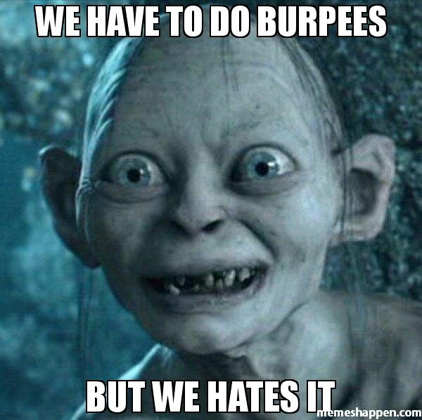 We-have-to-do-burpees-BUT-we-hates-it-meme-39733.jpg