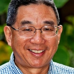 Professor Calvin Pang   University of Hawaii School of Law